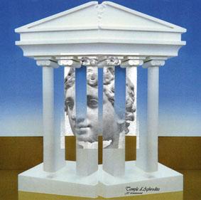 Tête Originale de L'Aphrodite de Cnide de Praxitèle